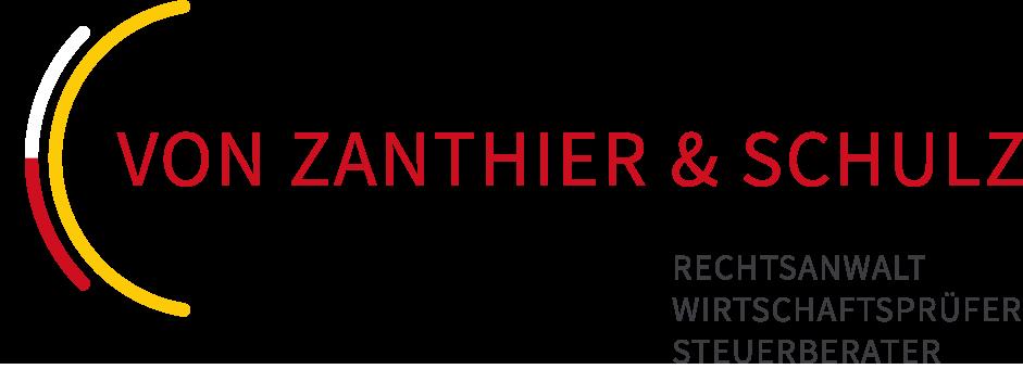 Logo Kanzlei von Zanthier & Schulz